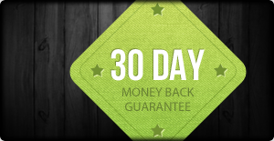 30 day money back guarantee if you cancel